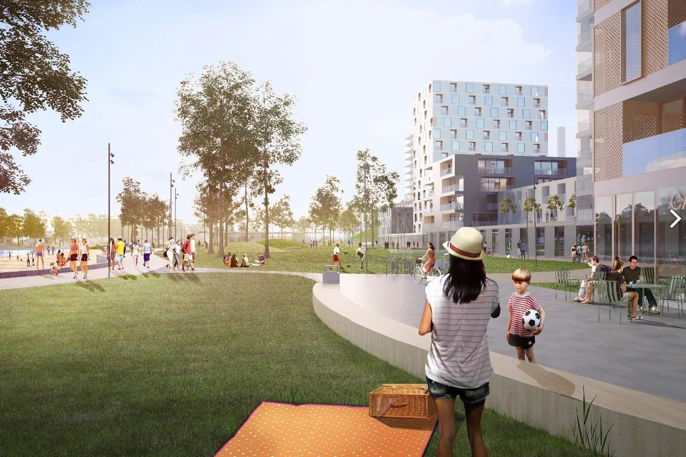 South Buda to be turned into a hypermodern metropolis