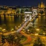 chain bridge Széchenyi Lánchíd