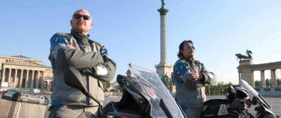 Explore the Silk Road on two wheels – motorcycle tour to China