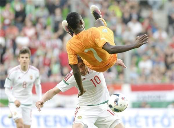Dominant Hungary thwarted by Ivory Coast