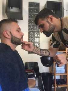 Ibrahim barber