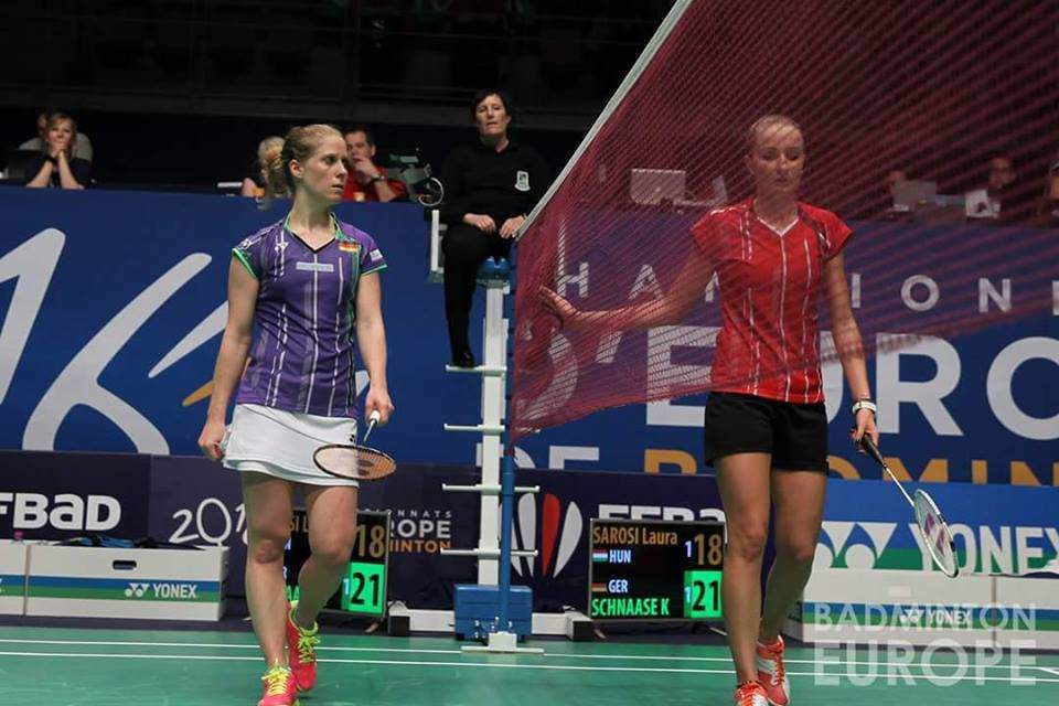 Great success: Hungarian badminton player, Laura Sárosi to compete in Rio