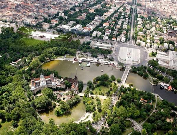 Liget Budapest – Hungarian architectural company to design the new building of the Museum of Ethnography – PHOTO GALLERY