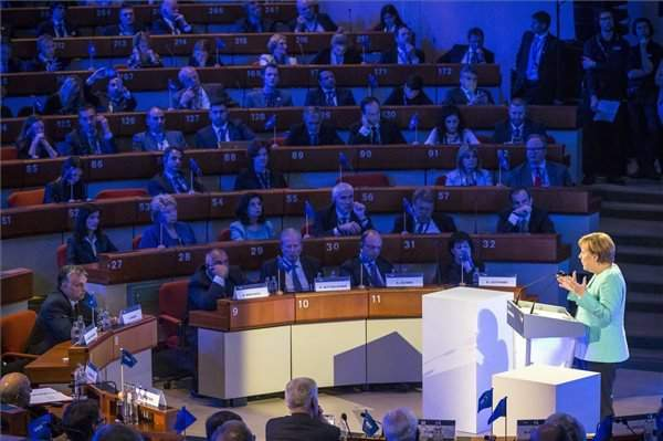 Orbán marks EPP 40th anniversary in Luxembourg