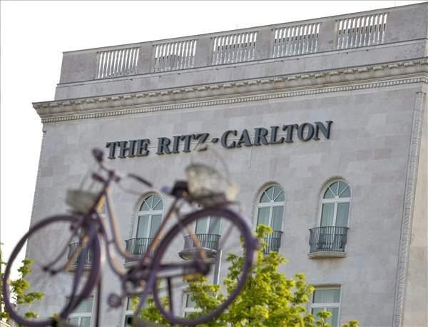 The Ritz Carlton Hotel *****