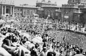 széchenyi bath 1930