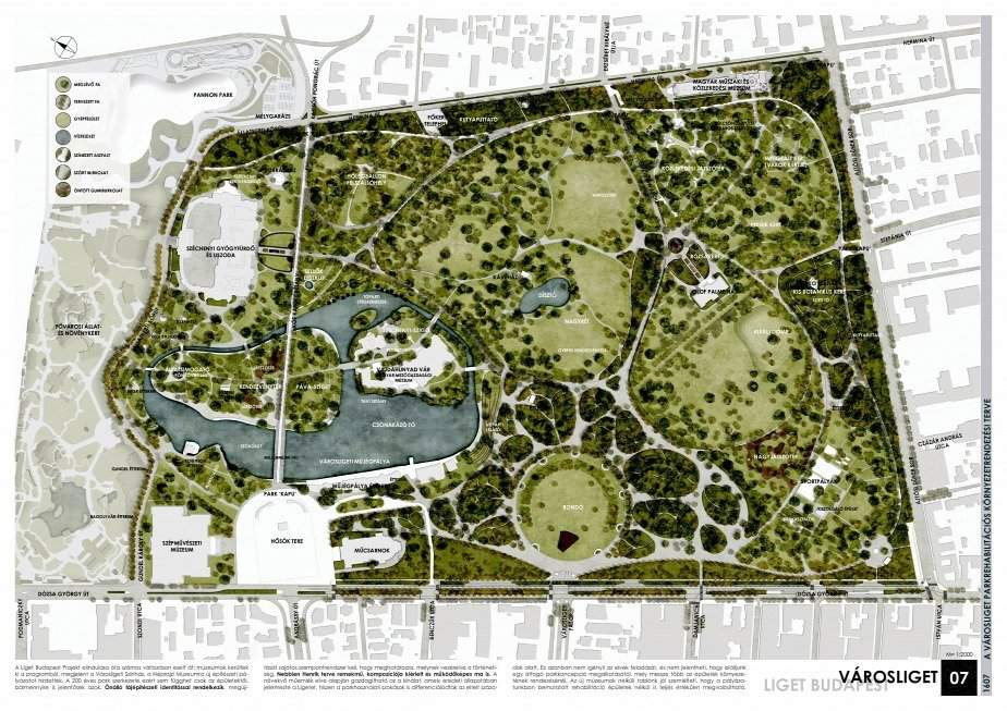 This is how the City Park will look like in 2019 – VIDEO