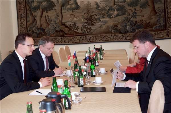 Visegrad Four countries support Eastern Partnership