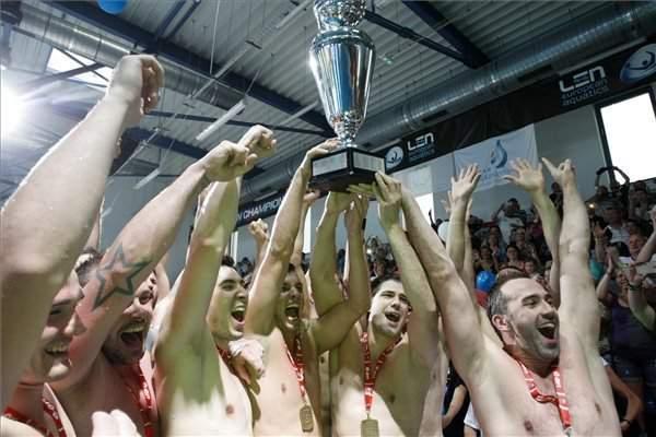 Water polo – Szolnok retain championship title