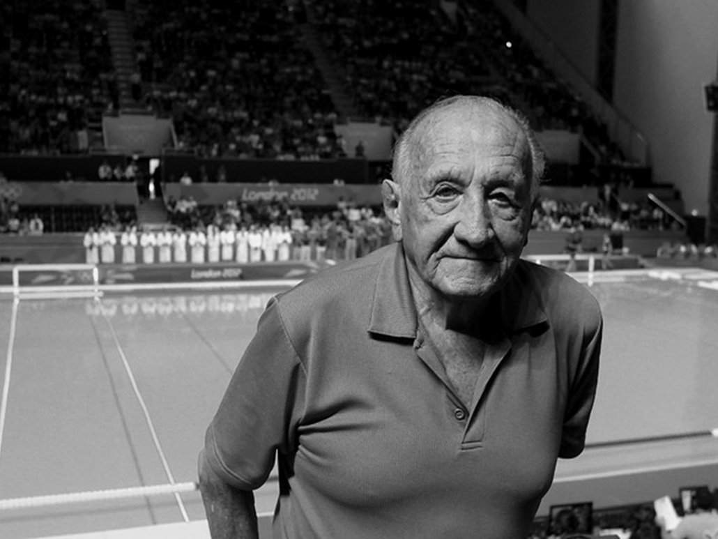 The world's oldest Olympic champion 103-year-old Sándor Tarics passed away peacefully in his home in the US