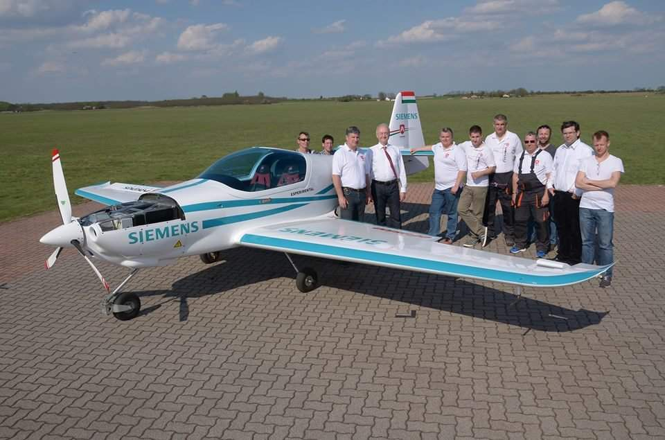 Hungarian electric aircraft at the forefront of aviation – VIDEO