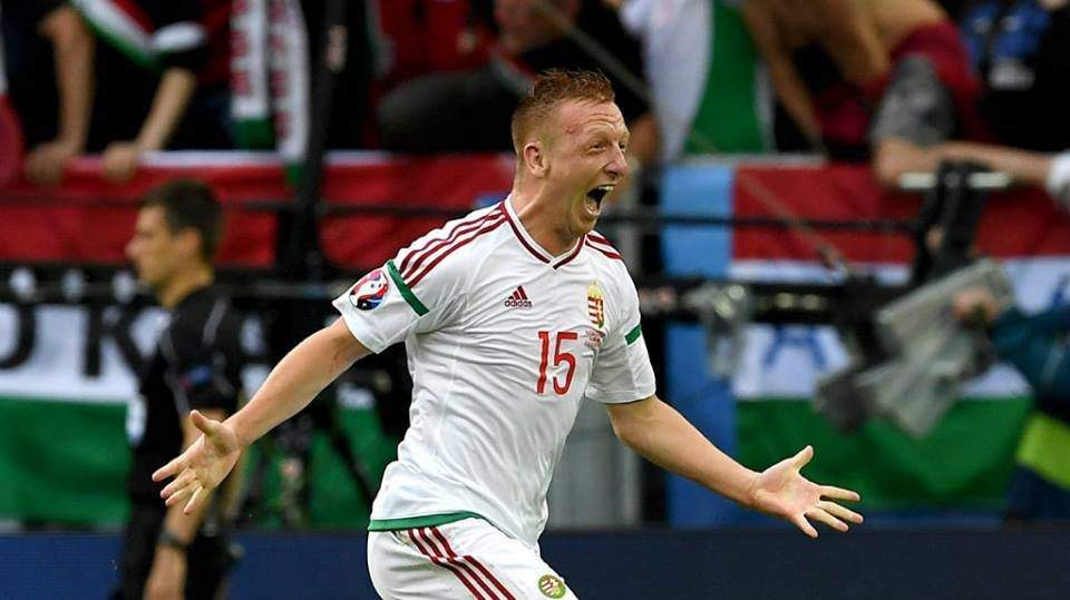 EURO2016: Hungary's Kleinheisler was chosen one of the best players of the first round