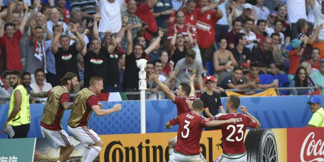 Euro2016: Hungary-Portugal match among UEFA's 5 best games