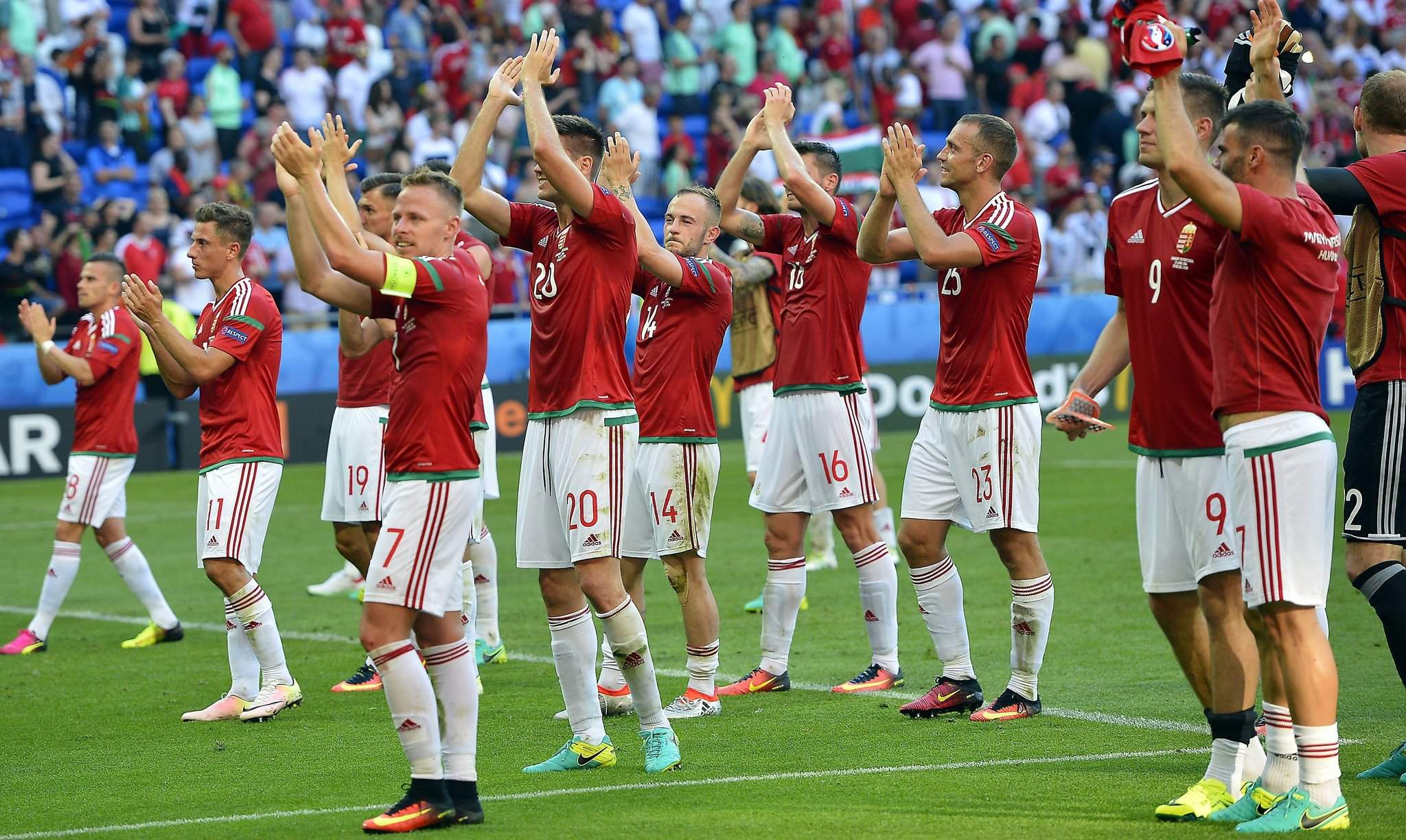Euro2016 – What the international press wrote about Hungary's football victory over Portugal