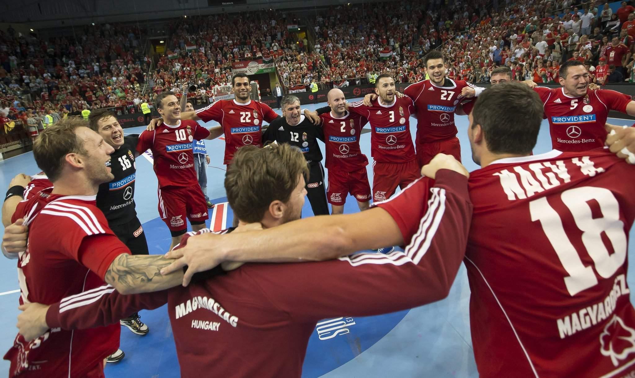 Men's Handball – Hungary qualifies for World Championship