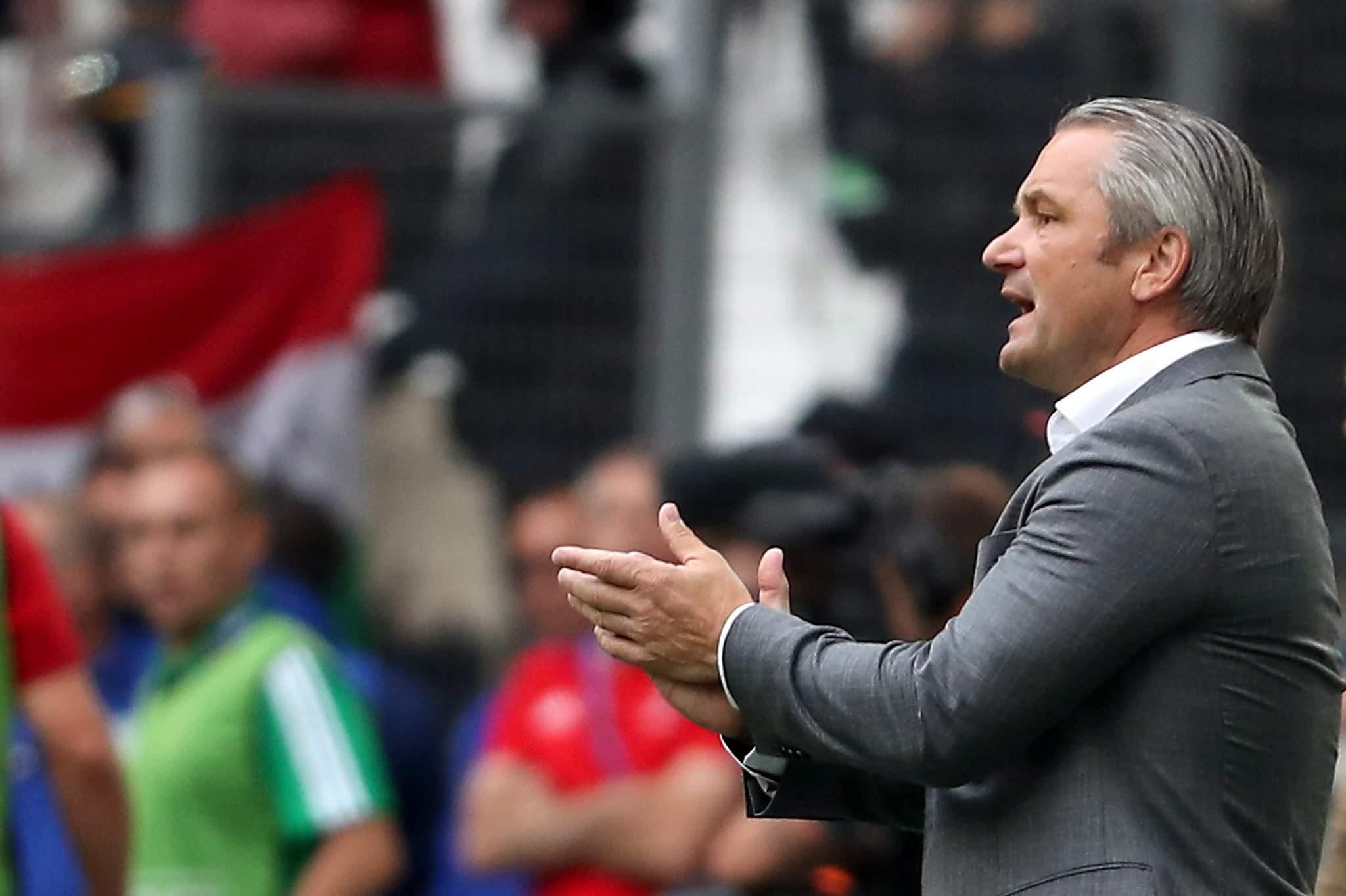 Euro2016 – Hungary coach Bernd Storck: I doff my hat to the team