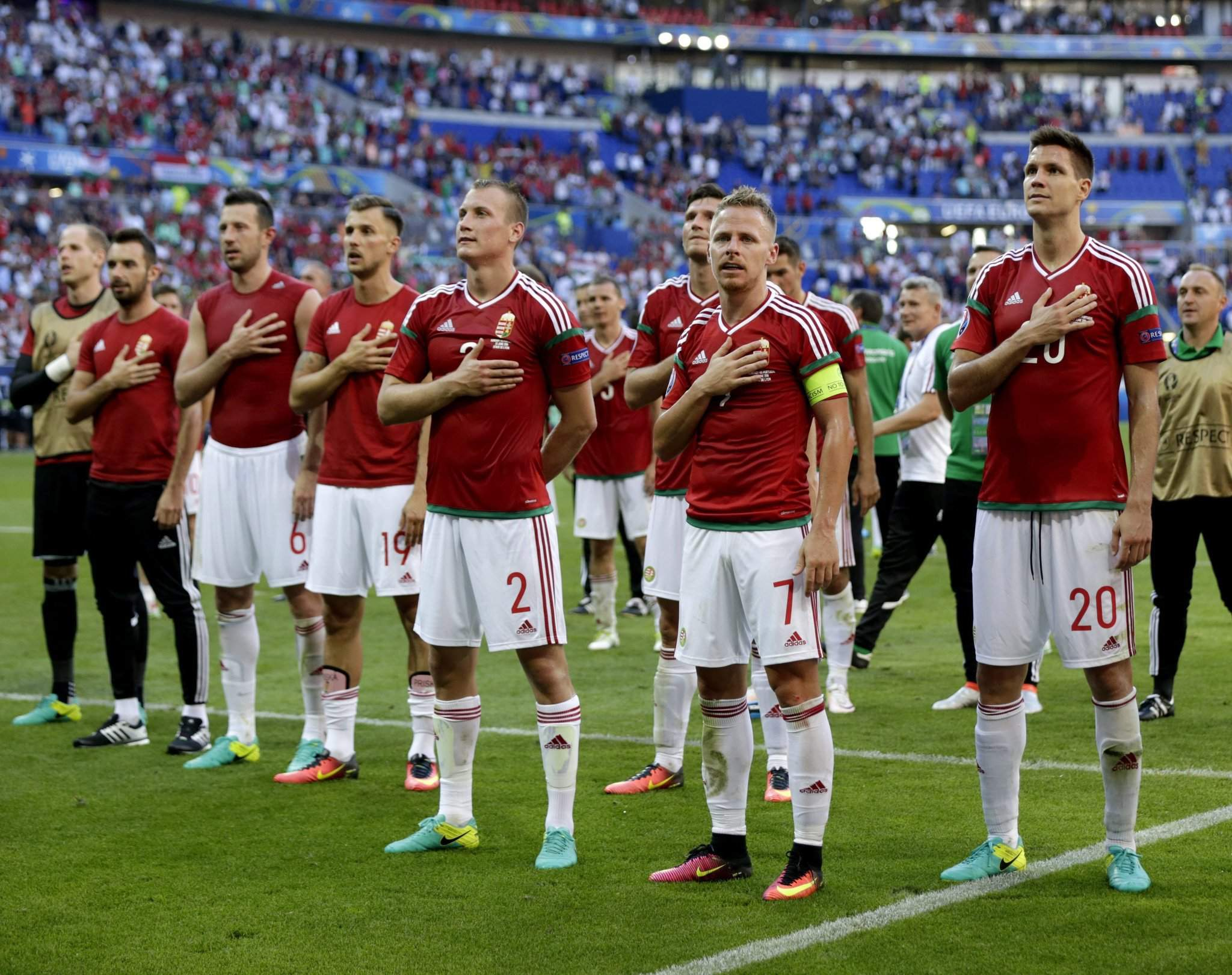 Euro2016 – Most Hungarians proud of national eleven