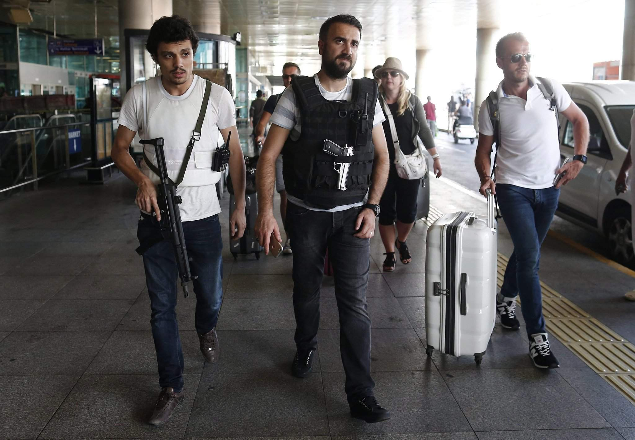 No Hungarians killed or injured in Istanbul airport attack