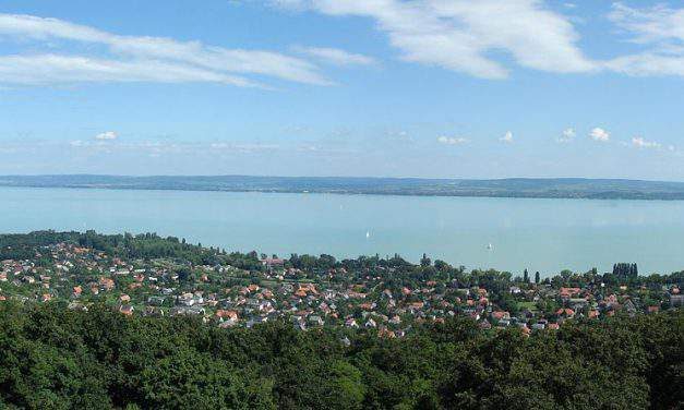 List of free beaches at Lake Balaton