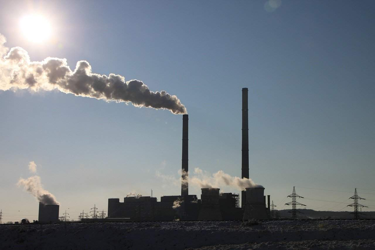 industry energy pollution