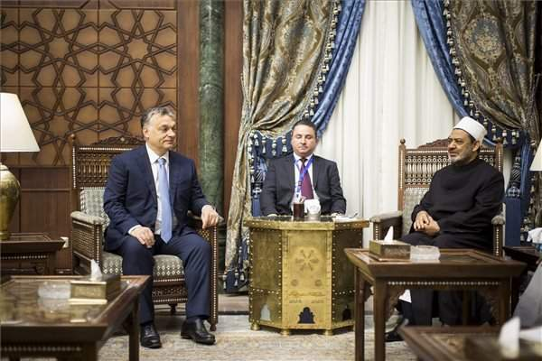 Orbán holds talks with religious leaders – UPDATE
