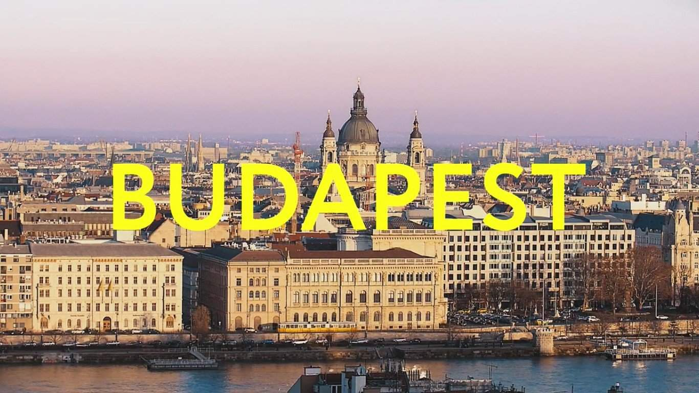 Budapest in 84 seconds – Captivating short film of the city