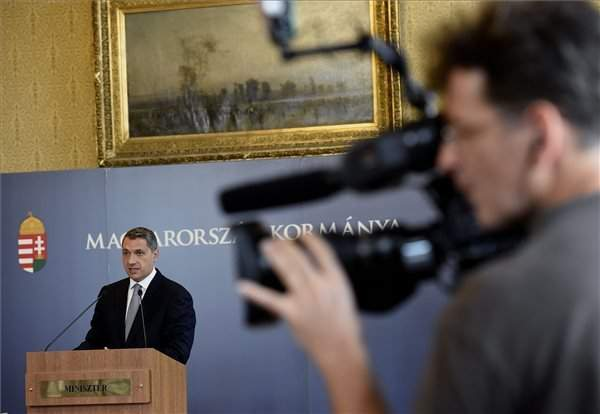 Weekly government press briefing – Hungary to remain Britain's strategic ally