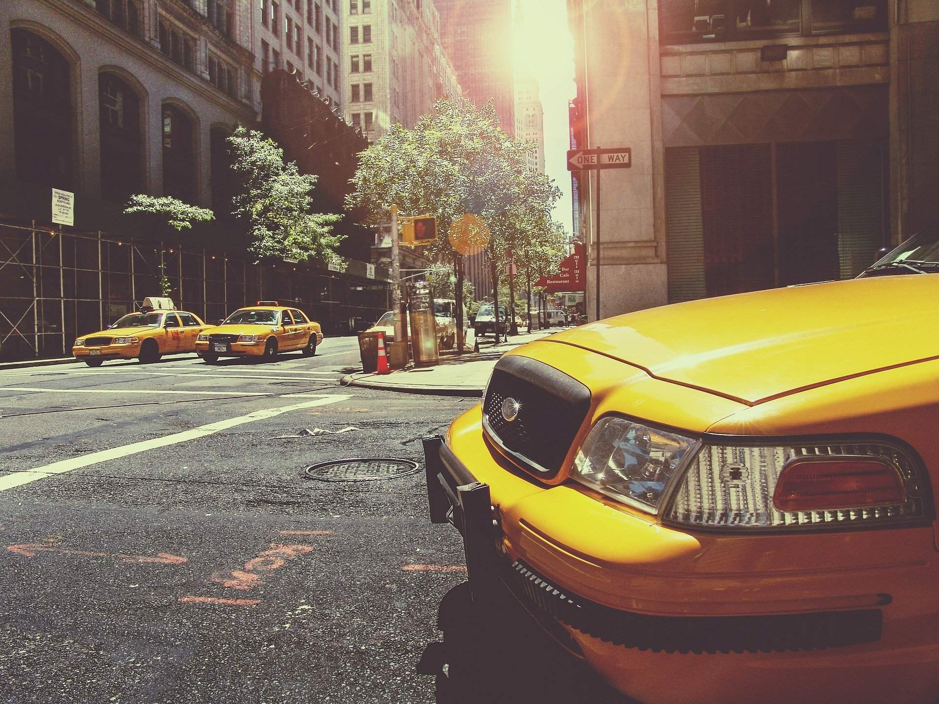 Taxi cab theory dating