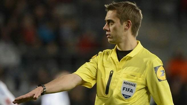 EURO 2016 – Turpin to referee Austria – Hungary match