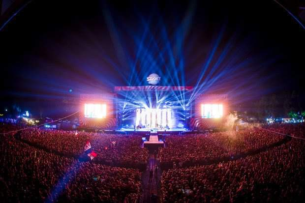 Sziget 2016 – The Chemical Brothers, Tinie Tempah and more
