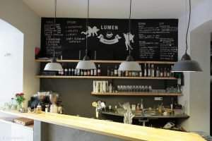 wine bar lumen