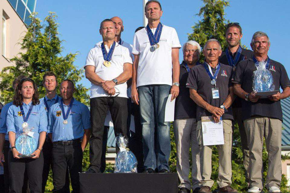 Hungarians achieved great victories at the Aerobatic Championships