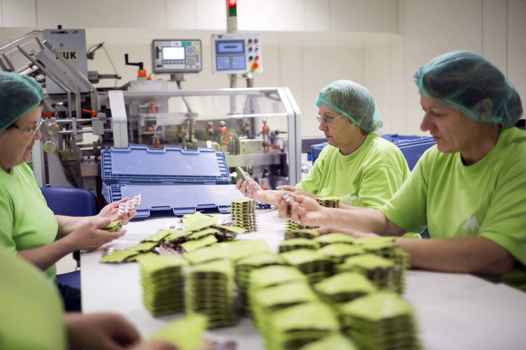 The pharmaceuticals industry may become a growth engine of Hungary's industrial sector