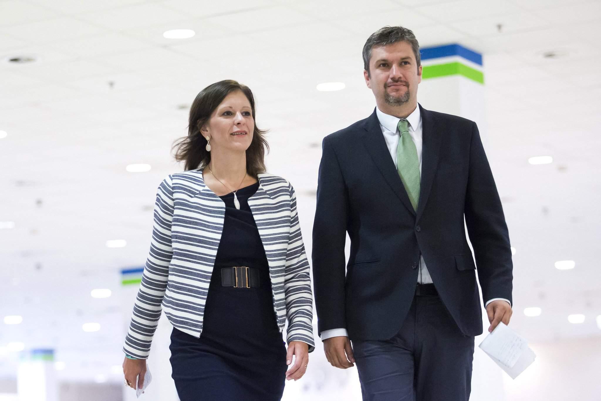 Ákos Hadházy elected LMP co-leader