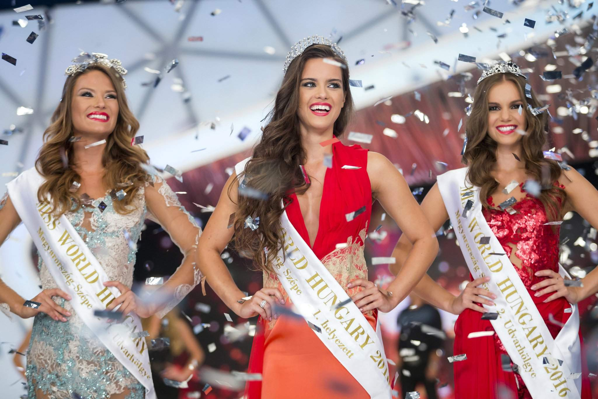 Hungary's most beautiful women chosen at the Miss Universe Hungary – Photo gallery
