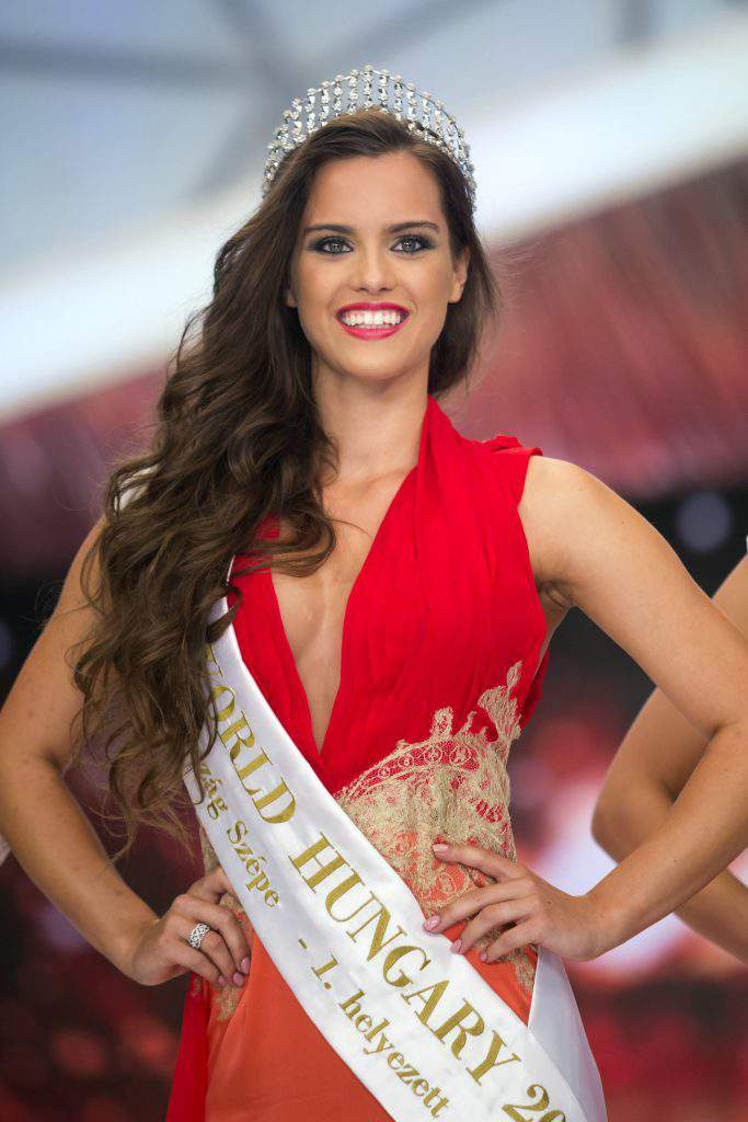 Miss Universe Hungary 2016