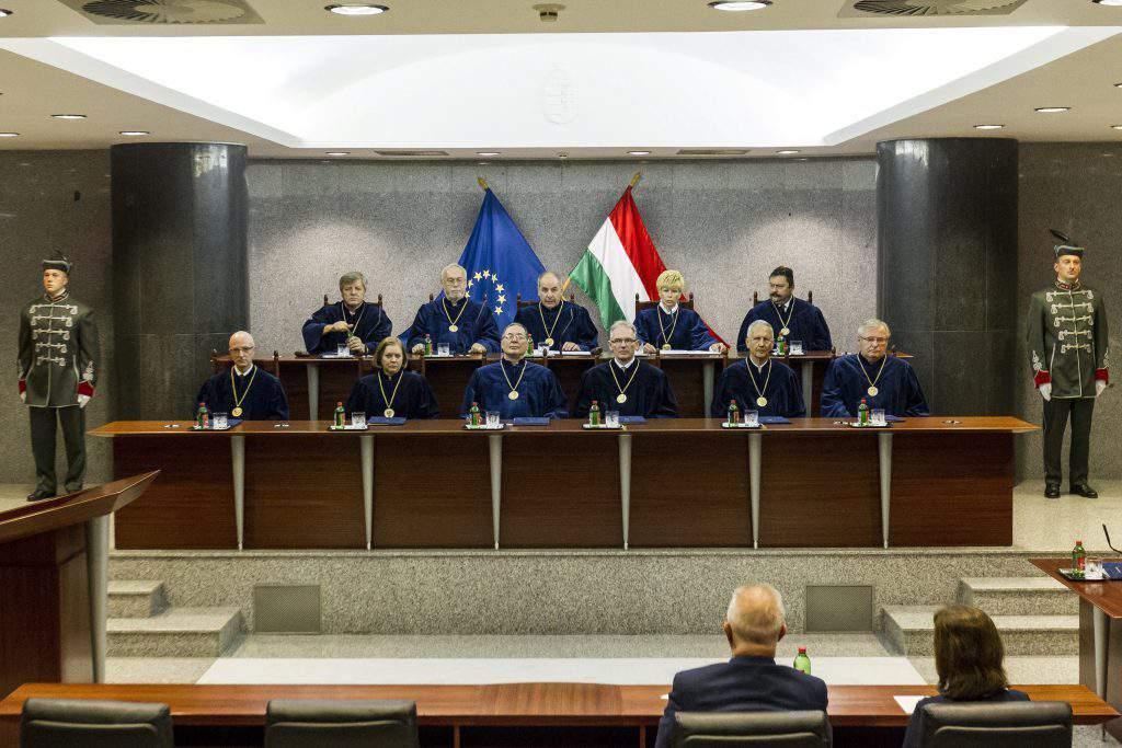 Constitutional Court, top court
