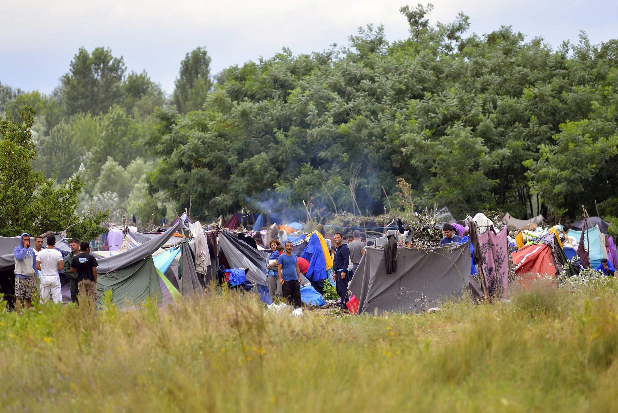 Hungarian minister correlates greater danger of terrorism with higher migrant numbers