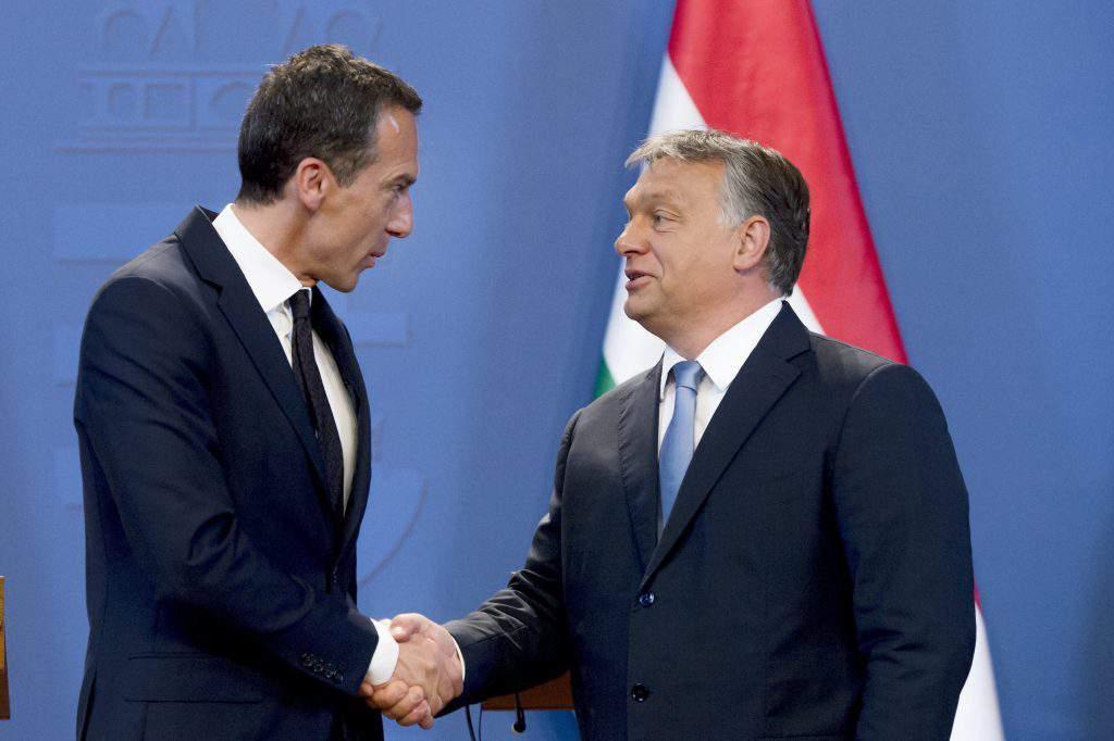 Orbán Viktor; KERN, Christian