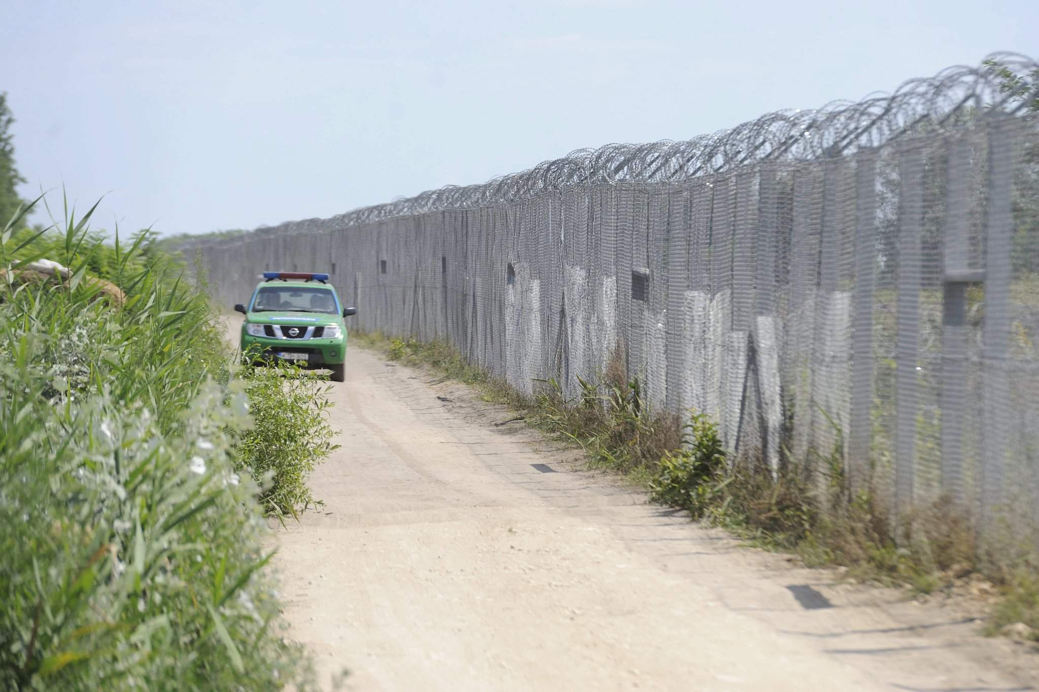 Jobbik wants EU to fully reimburse Hungary's border control costs