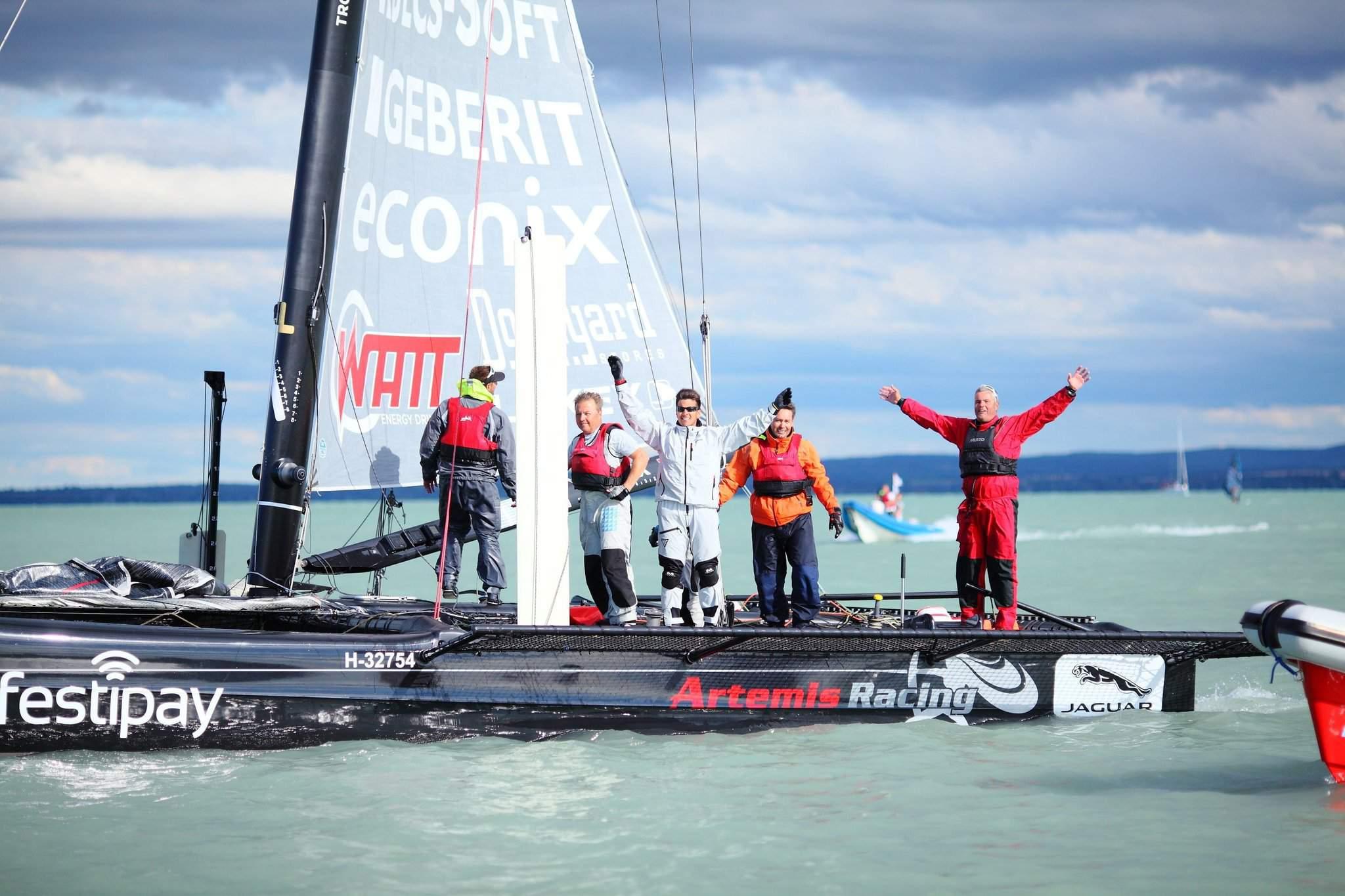 Litkey wins Kékszalag regatta for the 12th time – PHOTO GALLERY