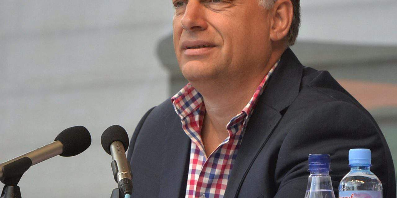 Orbán in Romania: Time to give nation states primacy