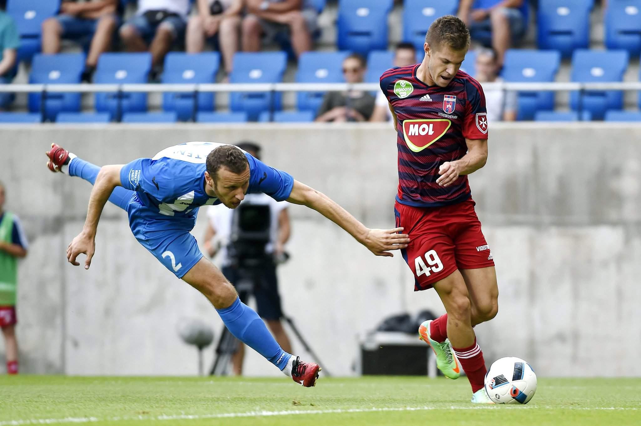 UEFA Europa League – Videoton take a three goal lead into the second leg