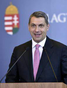 János Lázár, photo: MTI