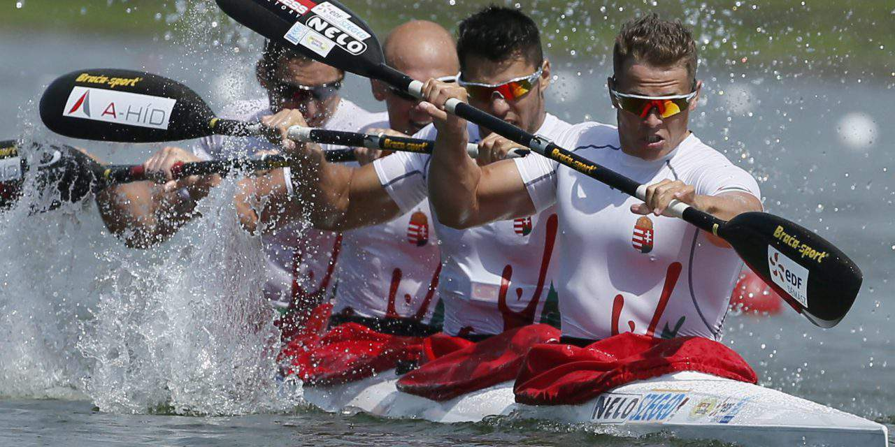 Rio2016 – The team of Hungarian kayak and canoe rowers is ready to compete in Rio at the Olympics