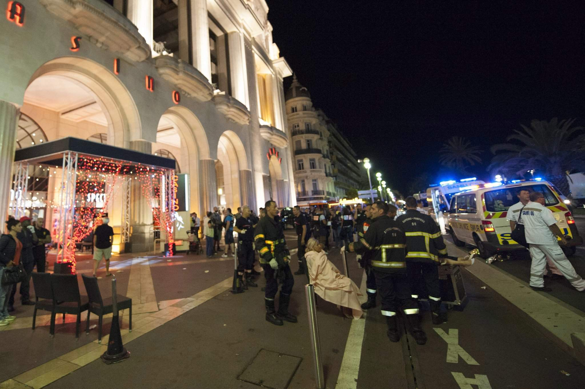 Breaking news – Hungarian woman injured in Nice truck attack – UPDATE