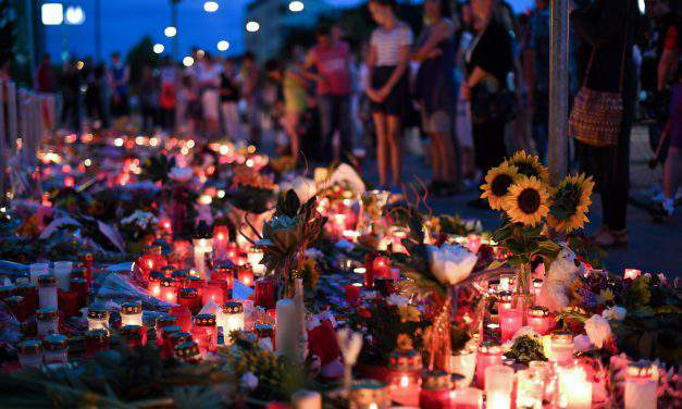 The father of the Hungarian victim of the Munich shooting talked to the media
