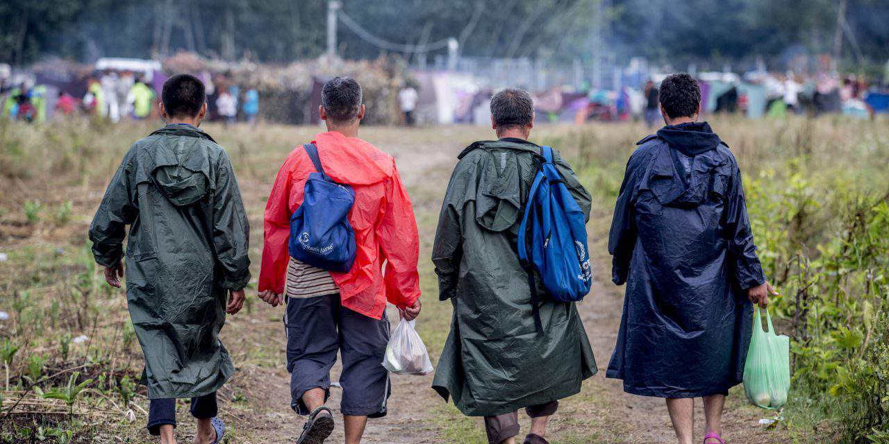 Causes of migration should be addressed locally, says justice minister