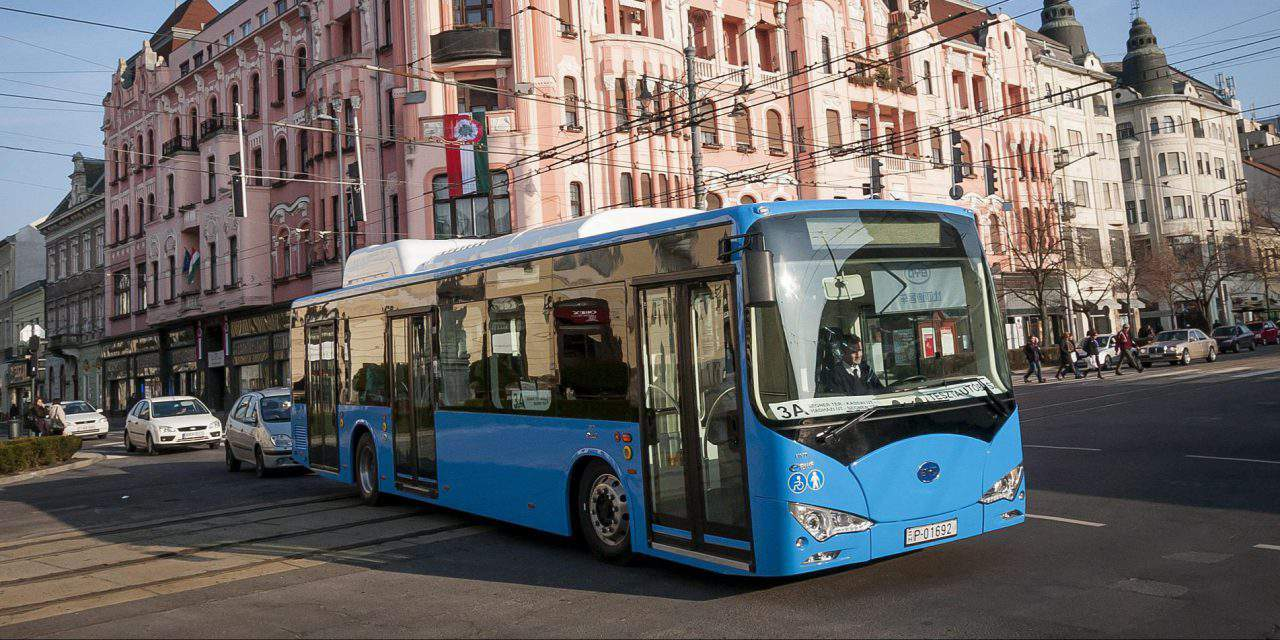 China's BYD to set up electric bus manufacturing plant in Hungary