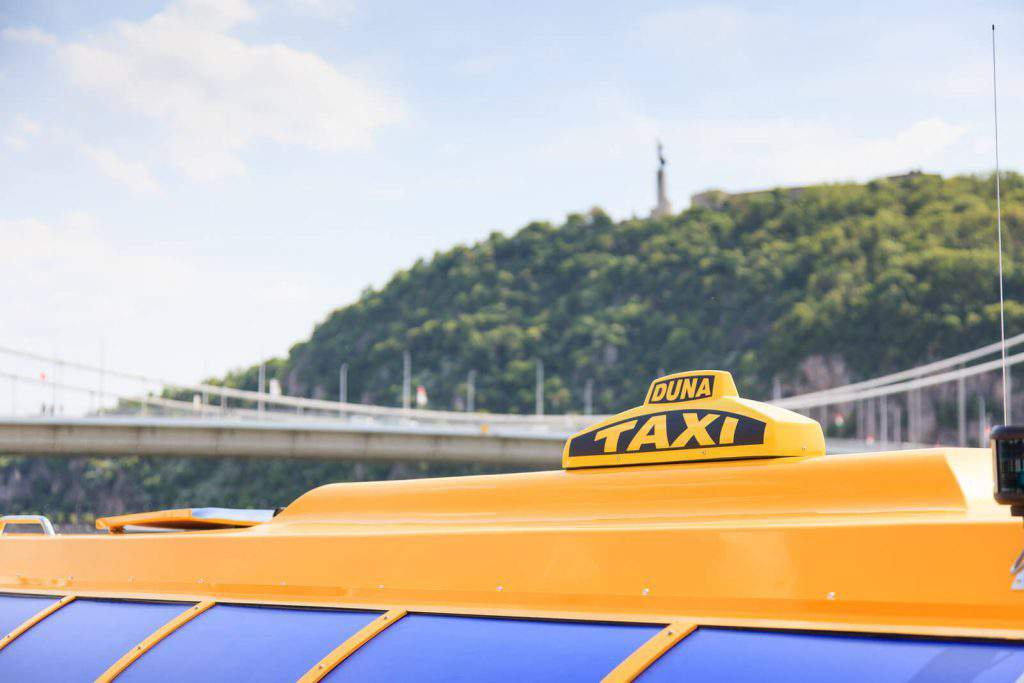 New Regularly Scheduled Water Taxi On The Danube Daily
